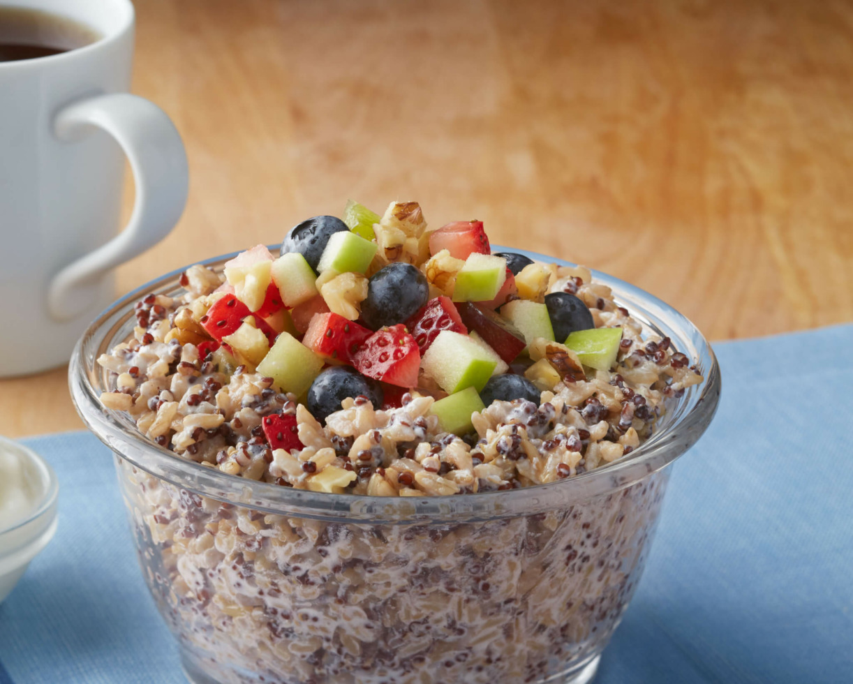 Breakfast Cup with Quinoa