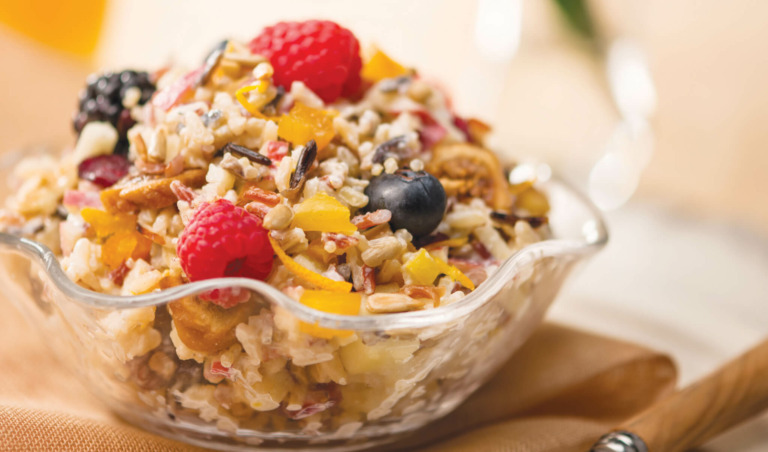 Breakfast Muesli