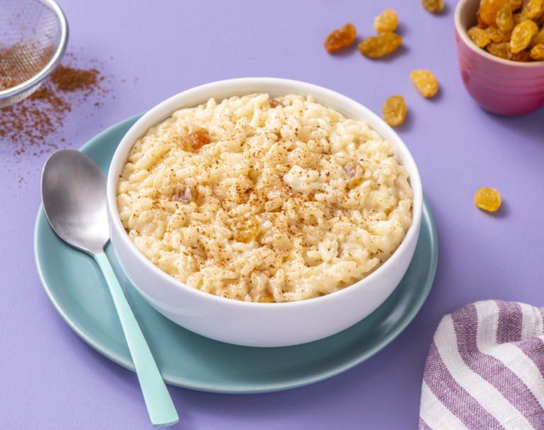 Easy Rice Pudding