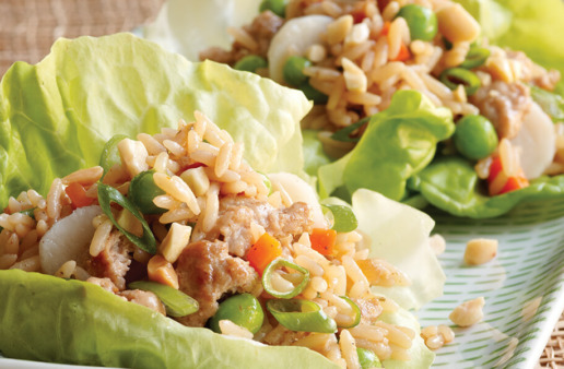 Far East Lettuce Wraps