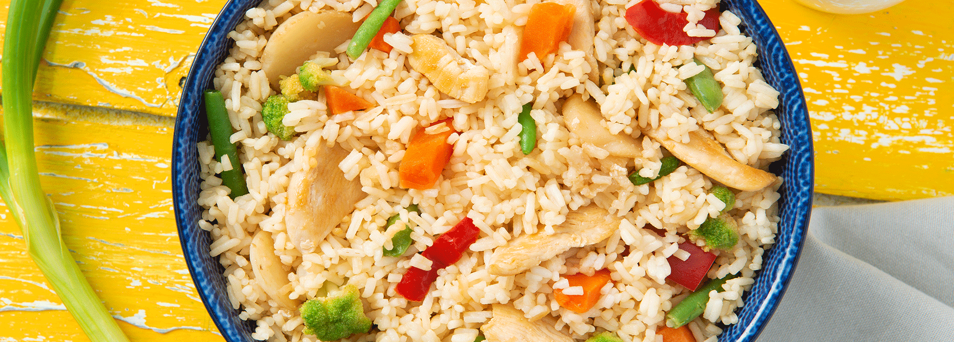 Quick Chicken Stir Fry With Vegetables Minute Rice