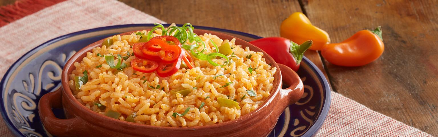 Spanish Rice, Pronto