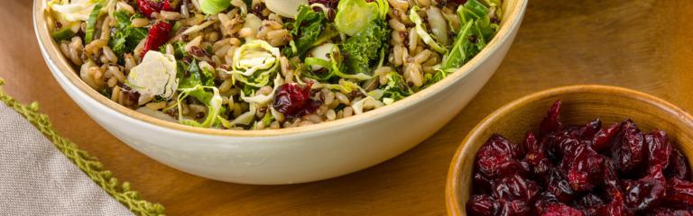 Super Crunch Grain Salad