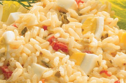 Classic Rice Salad