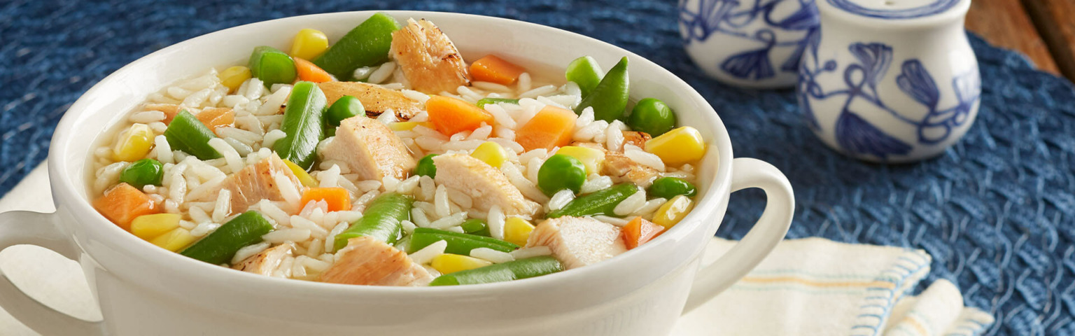 Country Chicken & Rice Soup