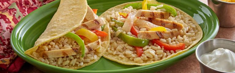 Fajita Rice Fiesta