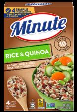 Instant Rice & Quinoa