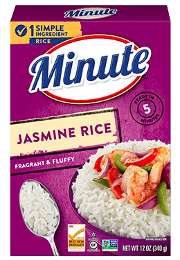 Aromatic Instant Jasmine Rice Minute