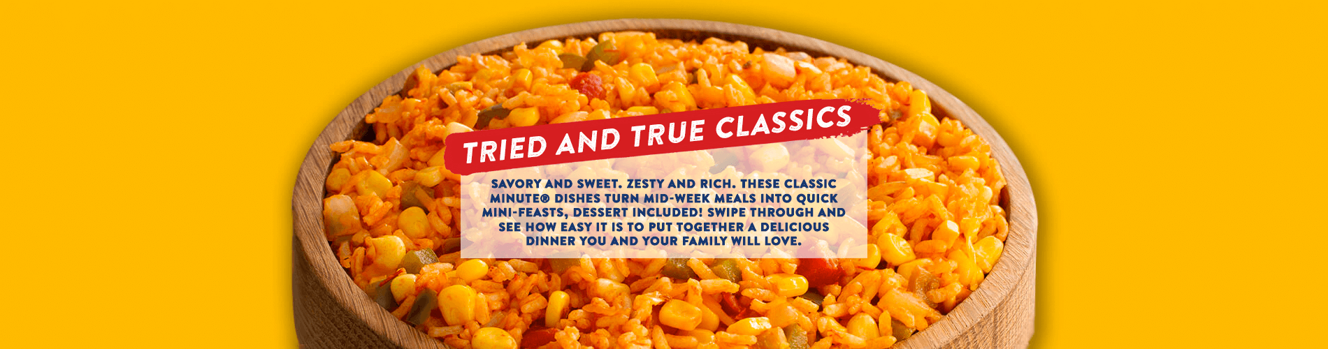 Tried and true classics