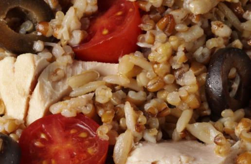Provencal Rice Salad