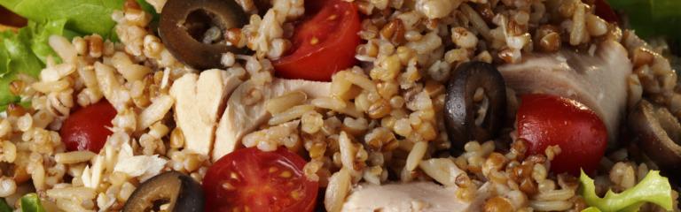 Provençal Rice Salad