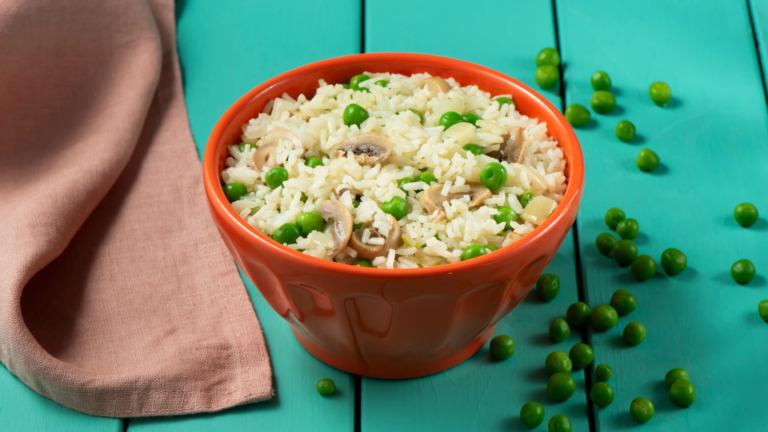 15 Minute Savory Rice Pilaf
