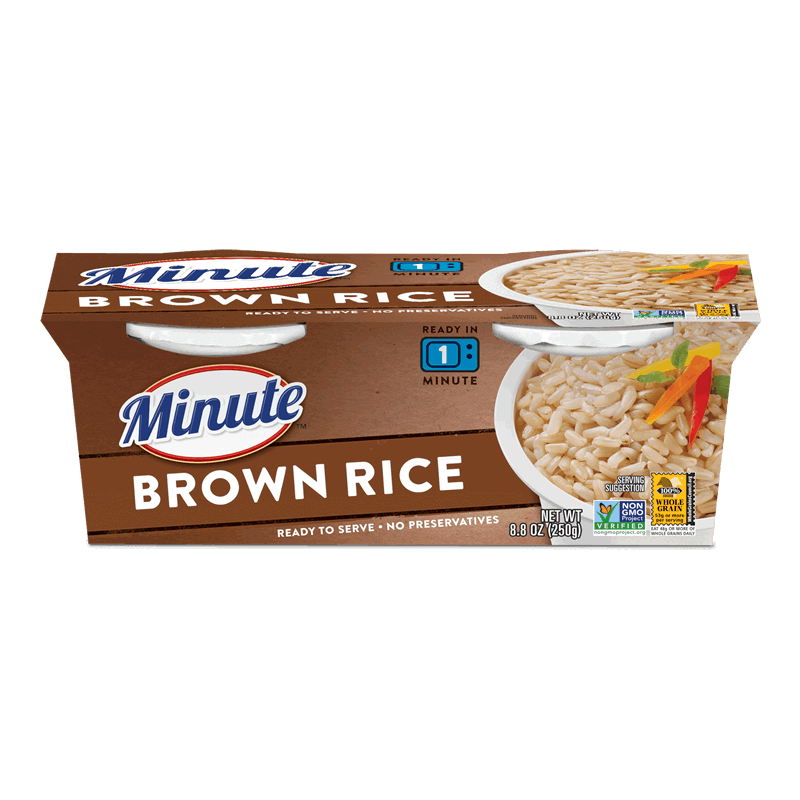 Minute® Ready to Serve Brown Rice