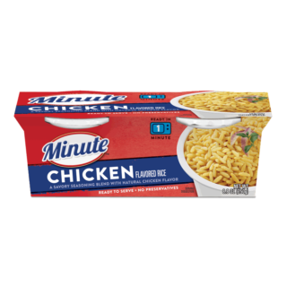 Minute® Ready to Serve Chicken Rice