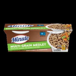 Minute® Ready to Serve Multi-Grain Medley