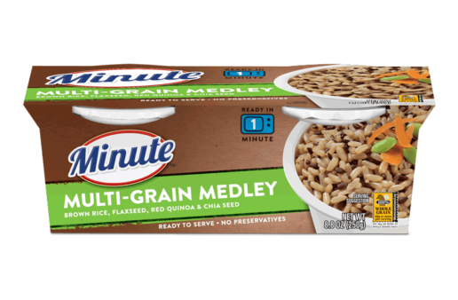 Minute® Ready to Serve Multi-Grain Medley