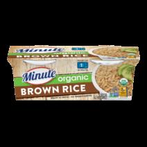 Ready to Serve Organic Brown Rice
