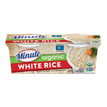 Ready to Serve Organic White Rice