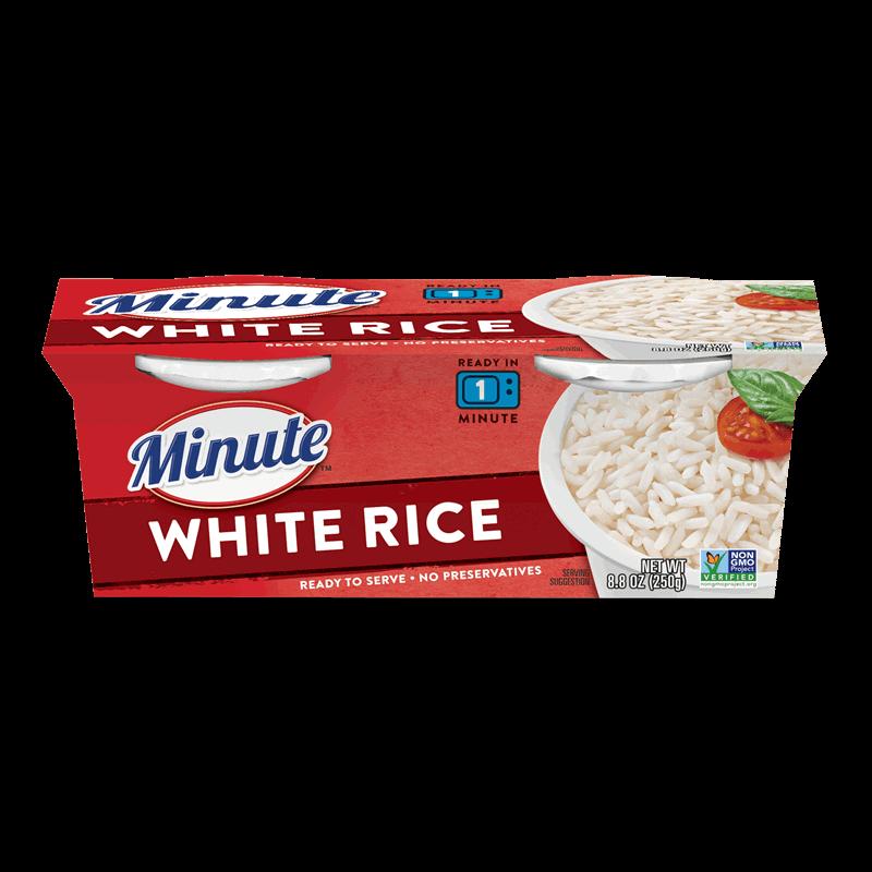 Ready to Serve White Rice
