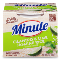 Ready to Serve Cilantro & Lime Jasmine Rice