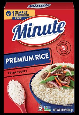 Minute® Instant Premium Rice