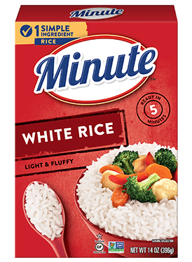 Minute® Instant White Rice