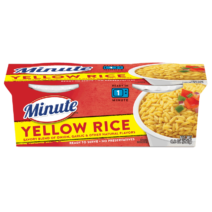 Ready to Serve Yellow Rice