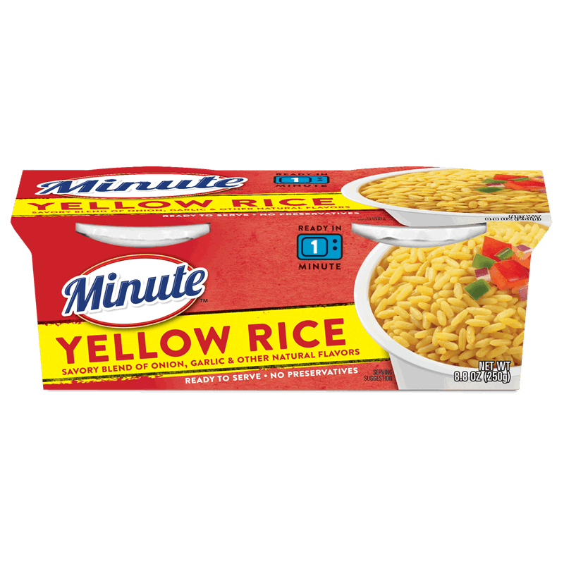 Minute® Ready to Serve Yellow Rice