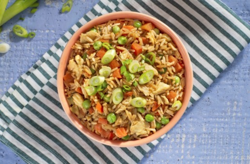 microwave-fried-rice