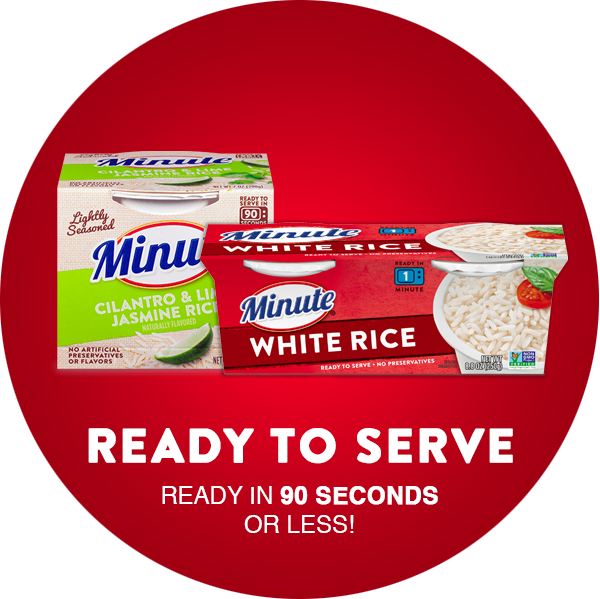 Ready to Serve Rice