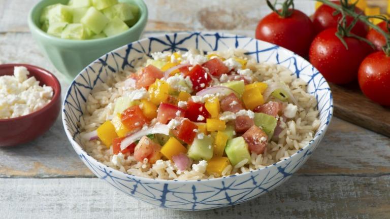 Greek Rice Bowl