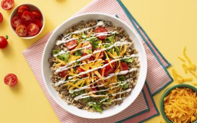 Easy Vegetarian Meals in Under 5 Minutes!