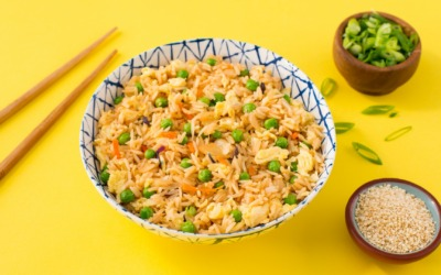 Homemade Asian Takeout Made Easy