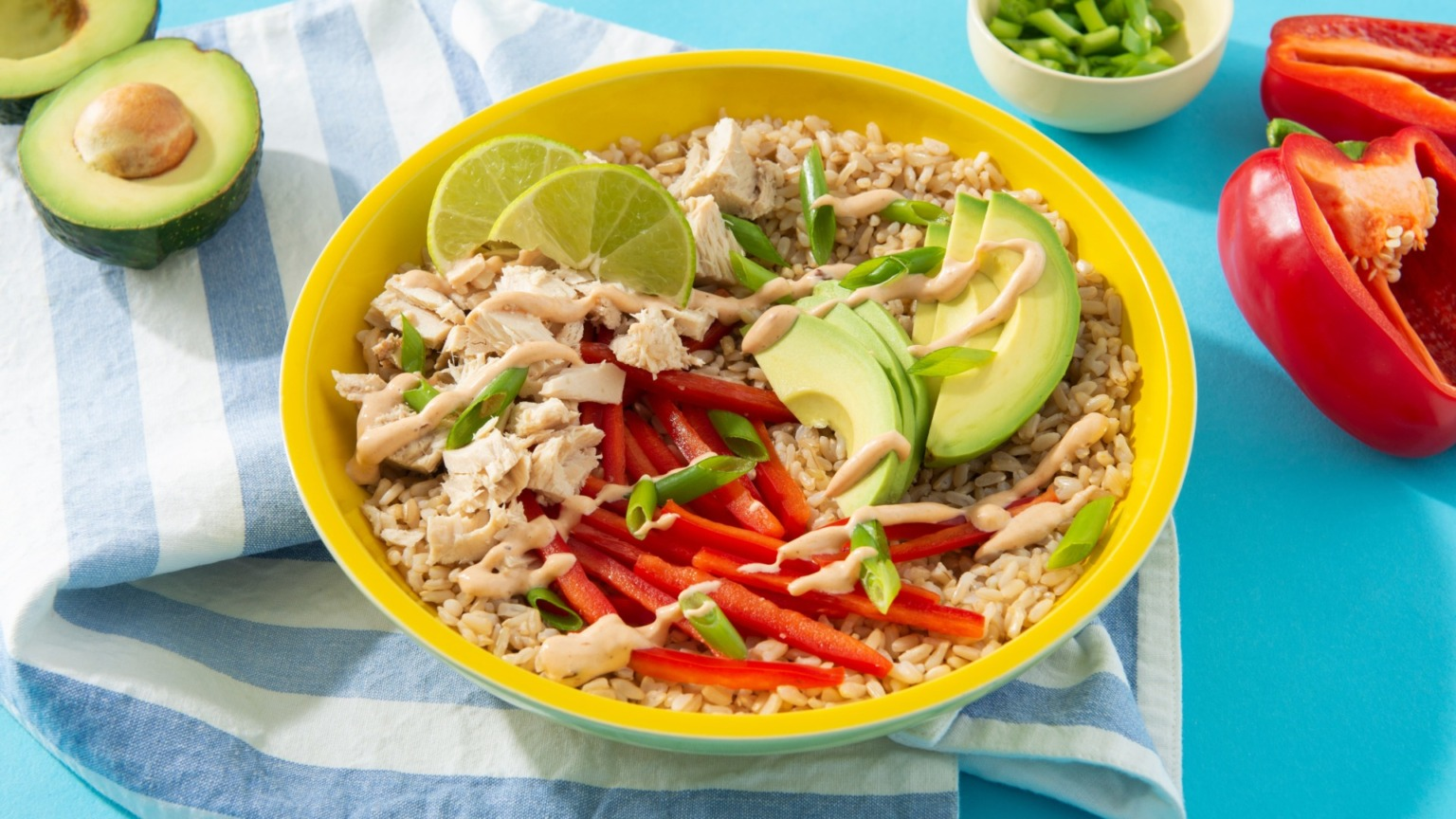 Spicy Chipotle Tuna on Rice