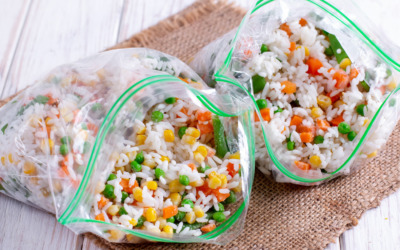 How To Freeze Rice, With Meal Ideas