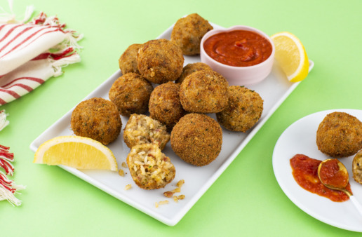 bacon-croquettes-with-cheese-and-white-rice