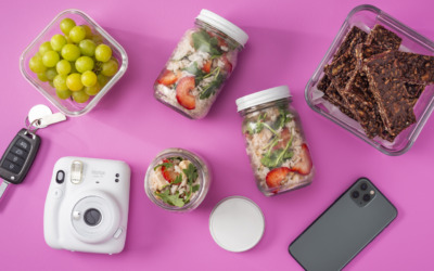 Grab and Go Meal Ideas: Road Trip Edition