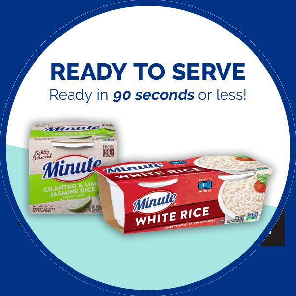 Ready to Serve Rice