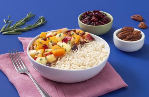 Fall-Harvest-Bowl-with-basmati-rice
