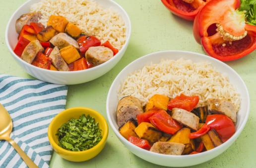 Turkey-Sausage-Sheet-Pan-Dinner-Bowls