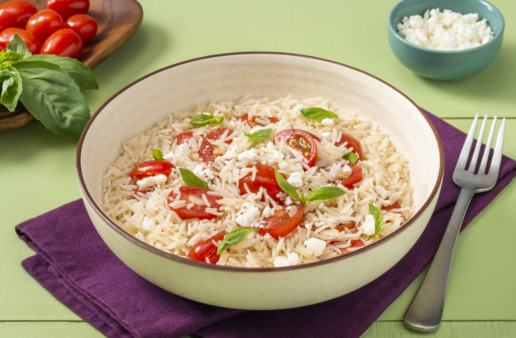 feta-cheese-and-tomato-basmati-rice