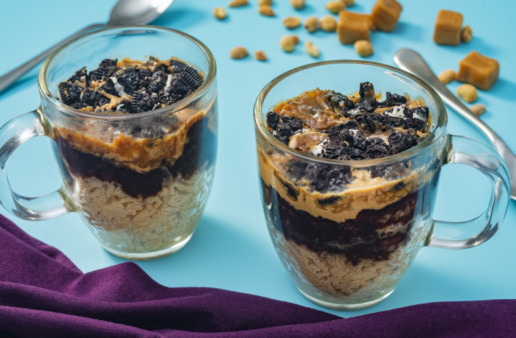caramel-rice-pudding-brownies-with-white-rice