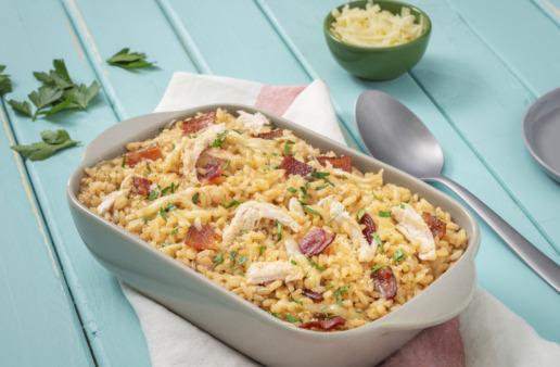 microwave-turkey-bacon-rice-melt-casserole