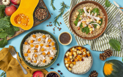Rice Recipes With Squash and Other Fall Ingredients